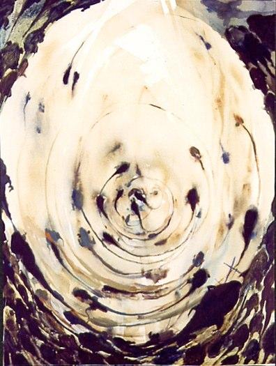 Huile sur toile - 2001 116 x 72 cm